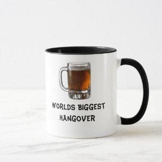 Bier, Weltgrößter Kater Tasse