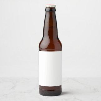 Bierflasche-Aufkleber Bierflaschenetikett