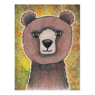 Big Bear Postkarte