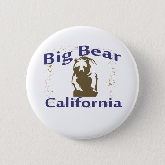 BIG BEAR Shirt Runder Button 5,1 Cm