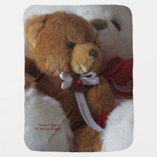 Big Bear, wenige Bären Babydecken