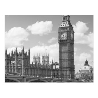 Big Ben-Glockenturm London Postkarte