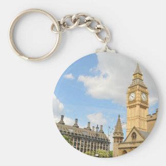 Big Ben in London Schlüsselanhänger