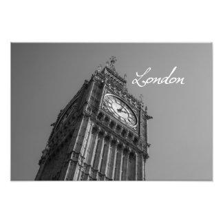 Big Ben London Photodrucke