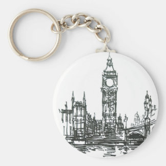 Big Ben, London Schlüsselanhänger