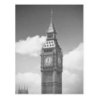 Big Ben Postkarte