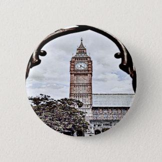 Big Ben Runder Button 5,1 Cm