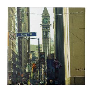 Big City Kleine Quadratische Fliese