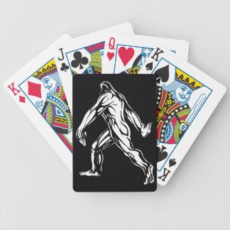 Bigfoot Bicycle Spielkarten