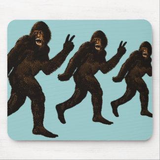 Bigfoot-Frieden Mauspad