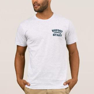 Bigfoot-Kanu-T-Shirt T-Shirt