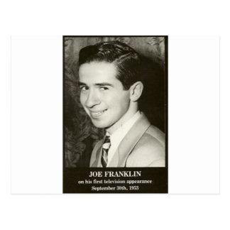 Bild #2 Joes Franklin Postkarte