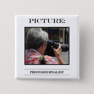 Bild-Knopf-Nr. 20 Quadratischer Button 5,1 Cm