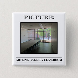 Bild-Knopf-Nr. 21 Quadratischer Button 5,1 Cm