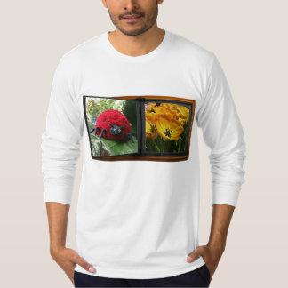 Bild-Seiten T-Shirt