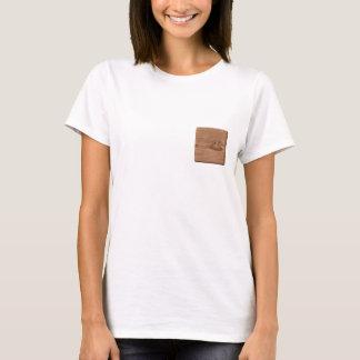 Bild von Brown-Holz T-Shirt
