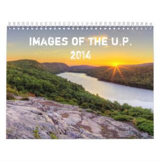 Bilder des U.P. 2014 Kalender