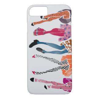Bilder über Mode-Illustration iPhone 7 Hülle
