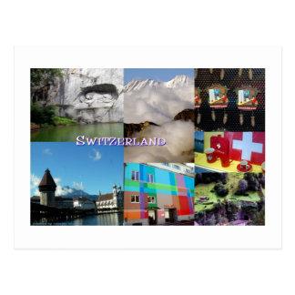 Bilder von die Schweiz-Postkarte Postkarte