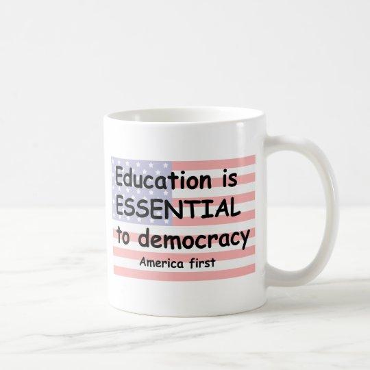 Bildung Tasse