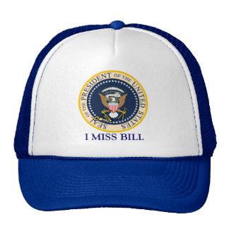 Bill Clinton-Hut: I Fräulein Bill: Baseballkappe