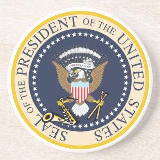Bill Clinton: PräsidentenSiegel: Getränkeuntersetzer