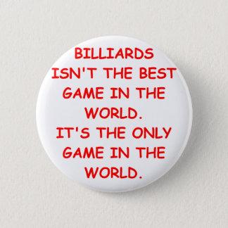 BILLARD RUNDER BUTTON 5,1 CM