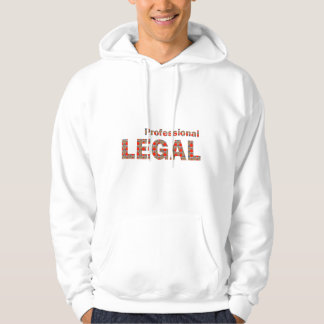 BILLIGgeschenk der LEGALEN beruflichen Hoodie