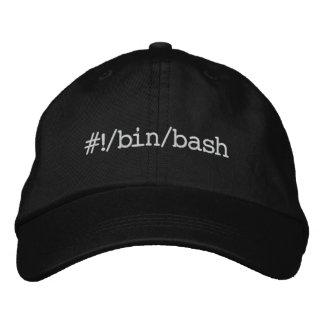 # ! /bin/bash casquettes de baseball brodées