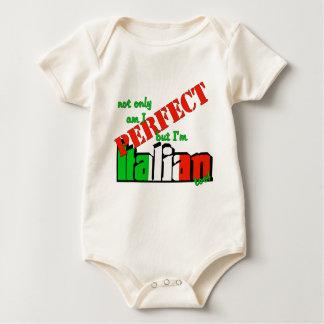 Bin nicht nur ich vervollkommne, aber ich bin auch baby strampler