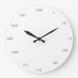 Binäre Uhr
