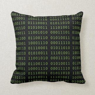 Binärer Code Kissen