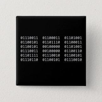 Binäres Button