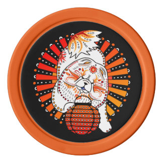 BINDI MI GERUCH - Chow-Chow - Poker-Chips Poker Chips