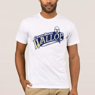 Binge-Medien - Abbruch, Knall, Wallop-Abteilungs-T T-Shirt