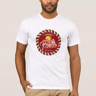 Binge-Medien - harter Taco-Abteilungs-T - Shirt