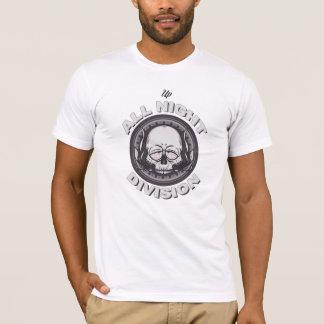 Binge-Medien - herauf die ganze Nacht Abteilungs-T T-Shirt