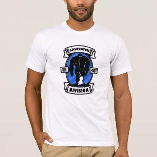 Binge-Medien - Sasquatch Abteilungs-T - Shirt