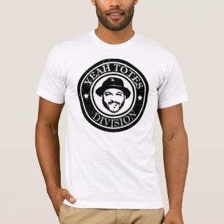 Binge-Medien - Yeah Taschen-Abteilungs-T - Shirt