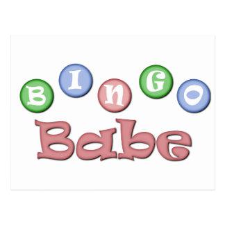 Bingo-Baby Postkarten