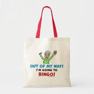 Bingo-Liebhaber Tragetasche