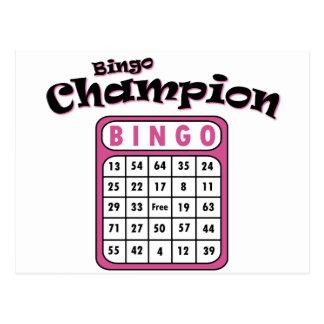 Bingo-Meister Postkarten