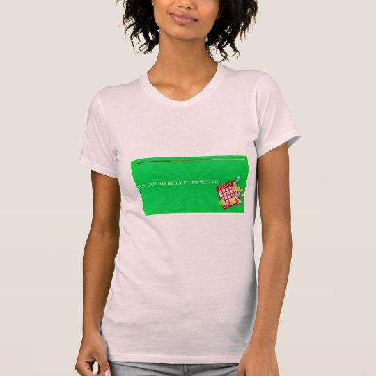 Bingo-Shirt T-Shirt