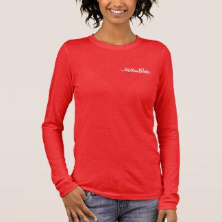 Binnenländisches Parklogo Langarm T-Shirt