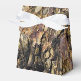 Bio abstrakter Felsen Geschenkschachtel