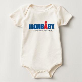Bio Eisen-Baby-Bodysuit Baby Strampler
