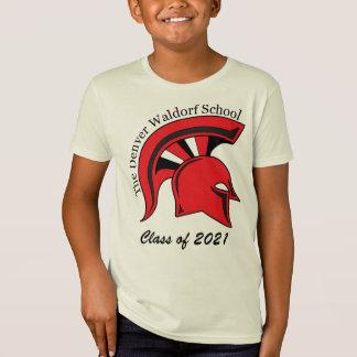 Bio T - Shirt der Kinder Baumwoll