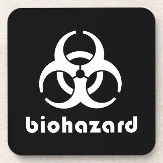 Biogefährdung � Zombies Untersetzer