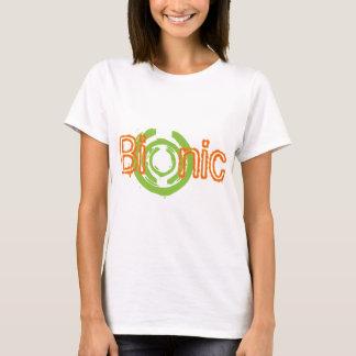 Bionic nervöse Logo-T-Shirts und Geschenke T-Shirt