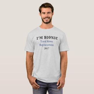 Bionic T - Shirt des Knieersatzes
